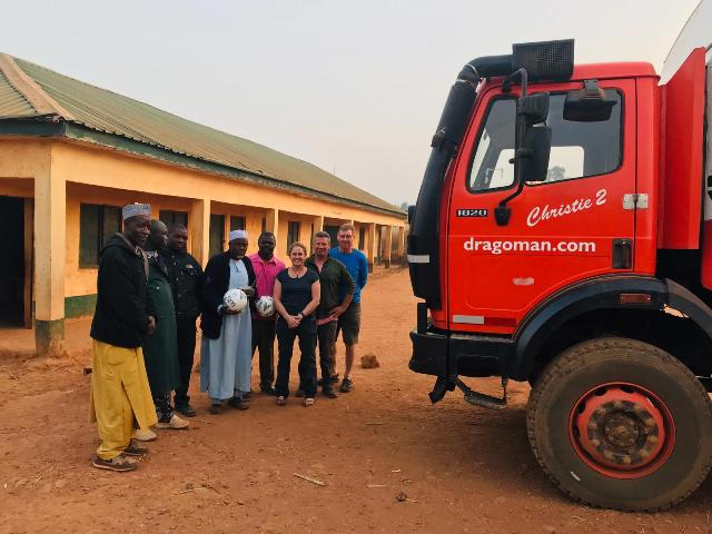Dakar to Cape Town: Driving the Western Trans Africa - Dragoman Overland
