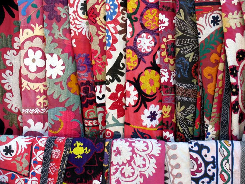 Arts And Crafts Of The Silk Road Dragoman Overland