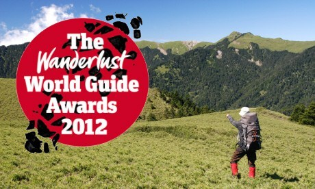 The Wanderlust World Guide Awards 2012 Shortlist